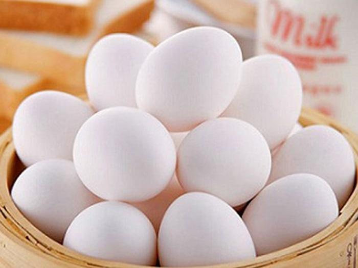 trứng vịt có tác dụng gì 1