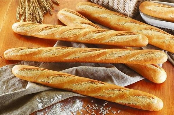 1 ổ bánh mì bao nhiêu gam