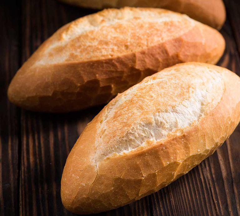 1 ổ bánh mì không bao nhiêu calo