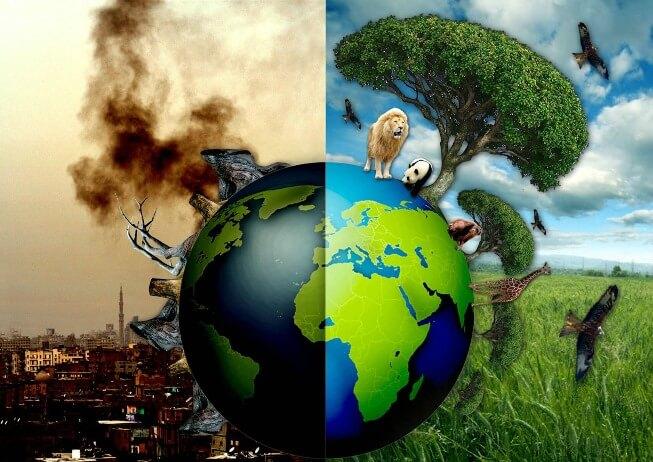 Biện pháp khắc phục ô nhiễm để bảo vệ trái đất