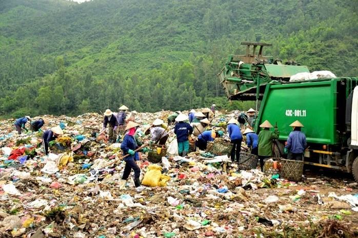 Dừng việc xả thải ra môi trường