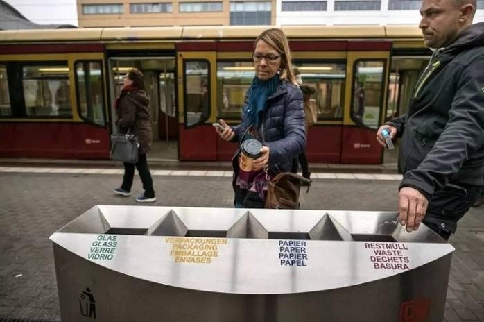 Phân loại rác để tái chế