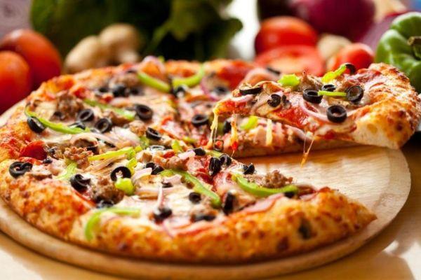 Bột mì số 13 dùng làm đế bánh pizza