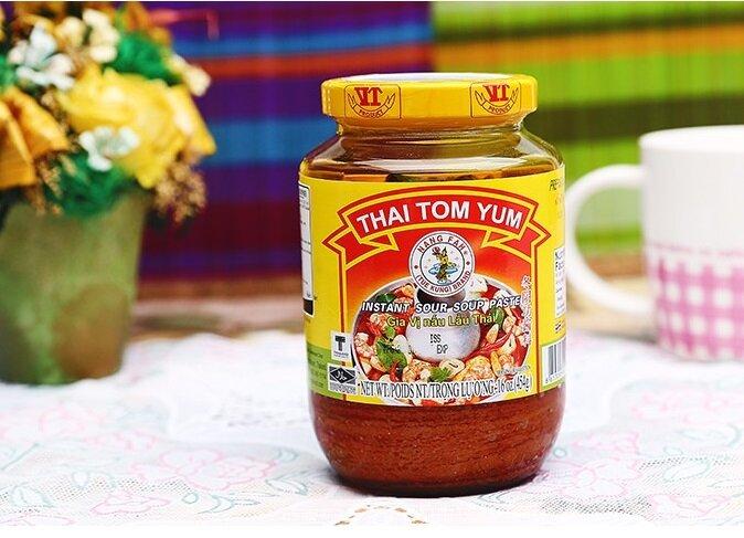 Gia vị lẩu thái chua cay Thái Nang Fah