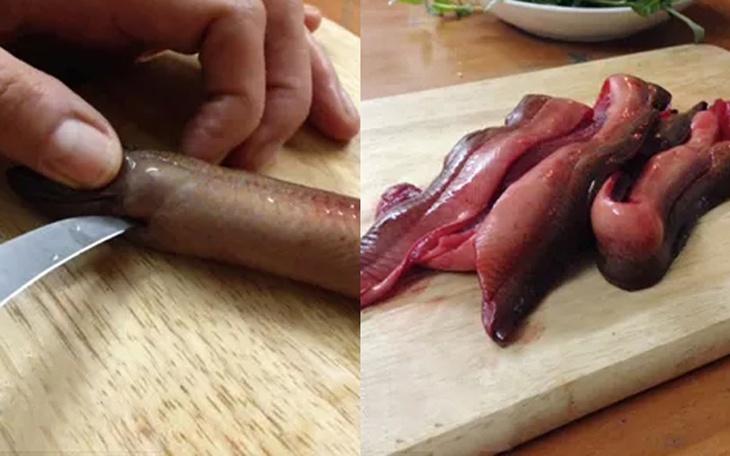 cách làm lươn rán giòn