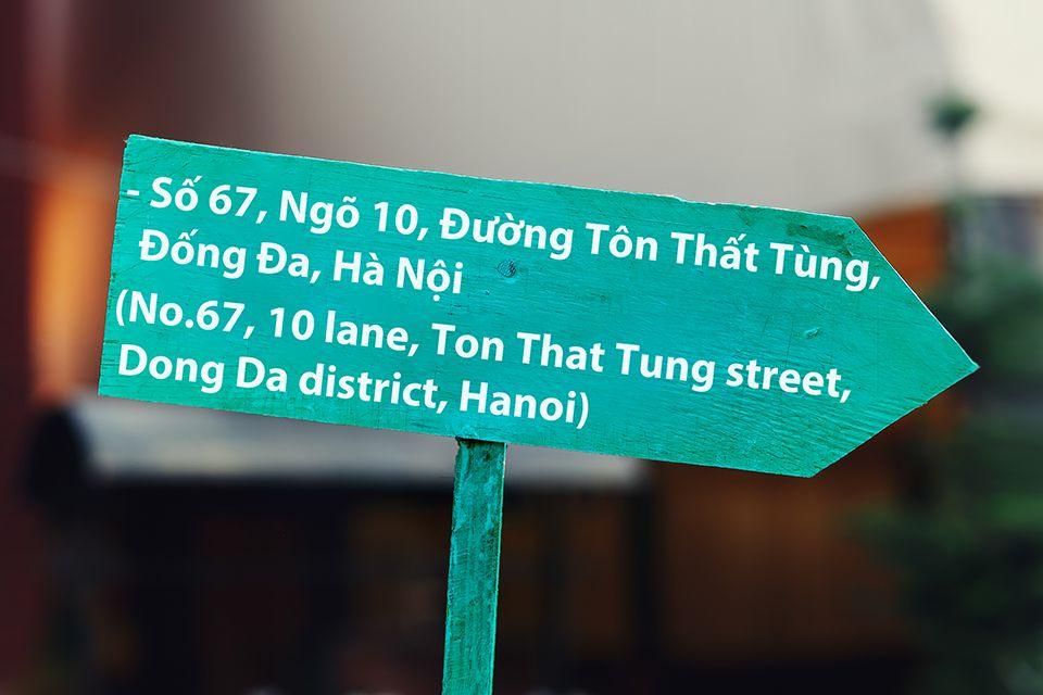 Cách viết địa chỉ nhà bằng tiếng Anh