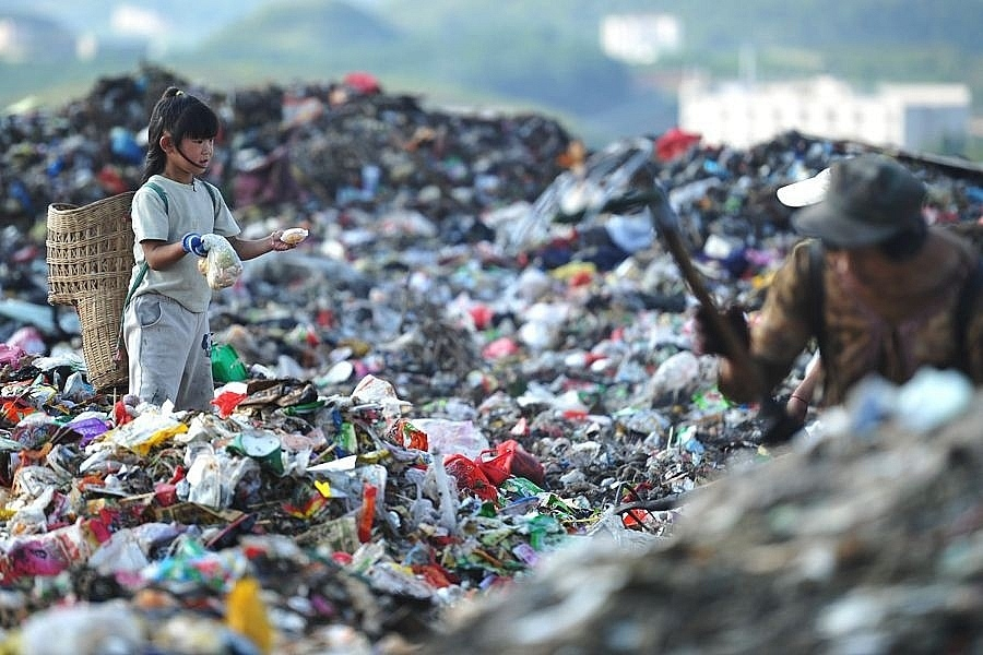 Ô nhiễm đất ảnh hưởng đến sức khỏe con người