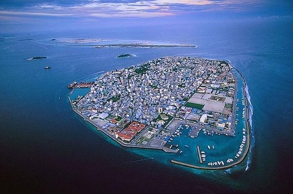 Quốc đảo Maldives có khả năng sẽ bị nhấn chìm trong khoảng 50 năm nữa