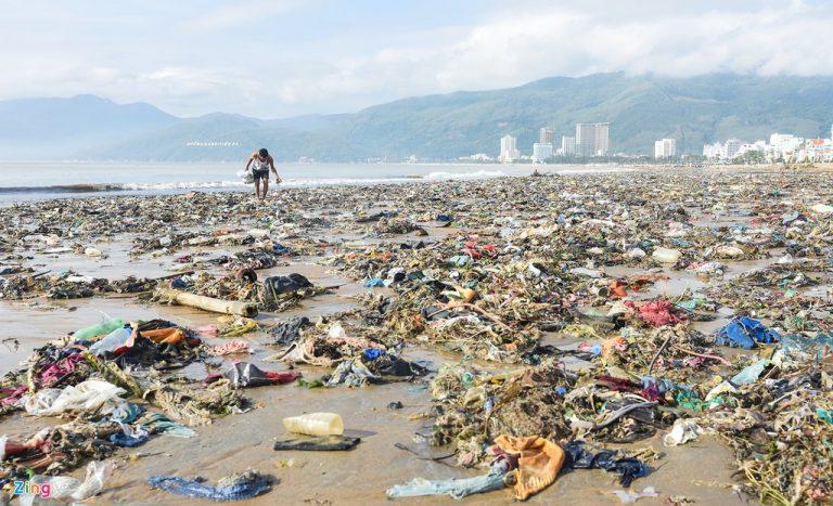 Rác thải khiến môi trường đất ô nhiễm nghiêm trọng