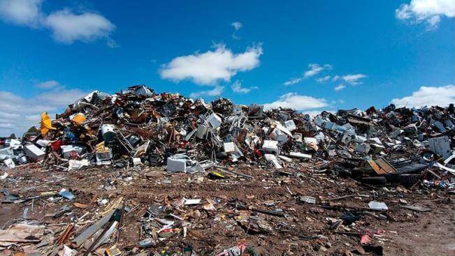 Ô nhiễm môi trường đất là gì