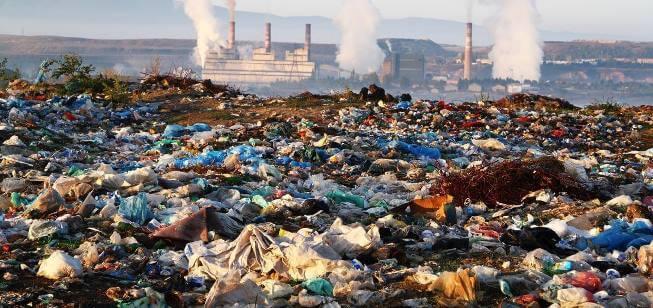 Ô nhiễm môi trường đất rất đáng lo ngại
