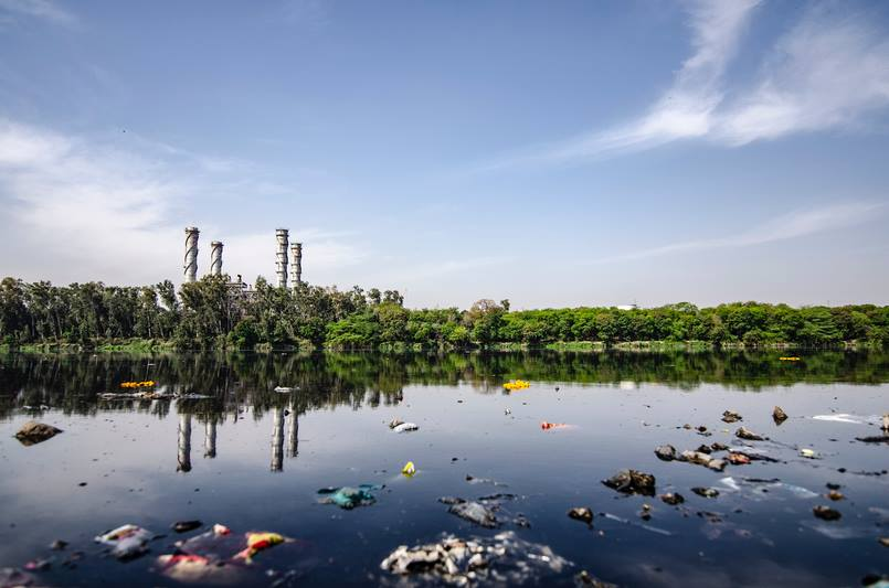 Ô nhiễm môi trường nước là gì