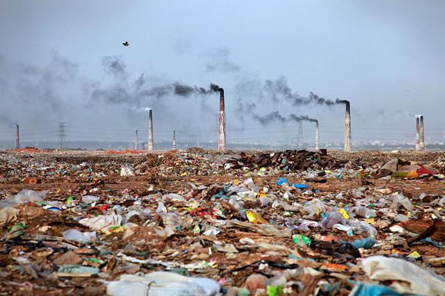 Thực trạng ô nhiễm đất ở Việt Nam