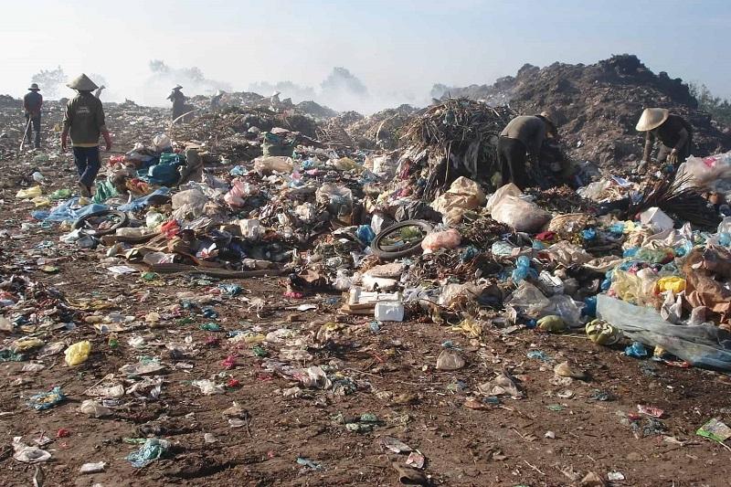 Thực trạng ô nhiễm đất trên thế giới