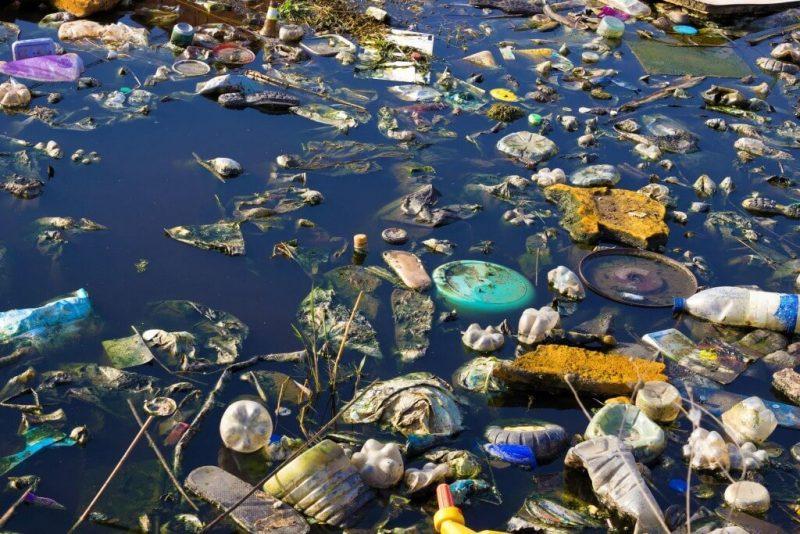 Thực trạng ô nhiễm nguồn nước ở Việt Nam