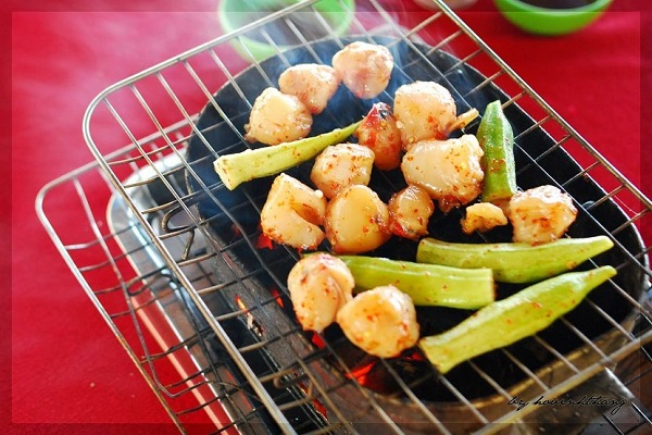 Còi biên mai nướng muối ớt Phú Quốc