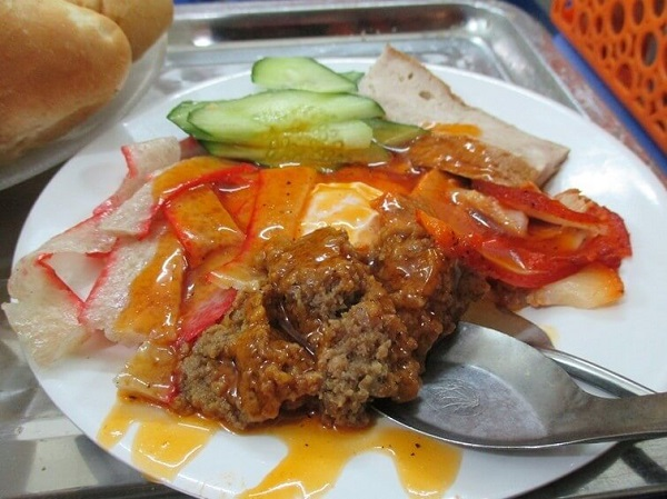 Bánh mì Đình Ngang - Hà Nội