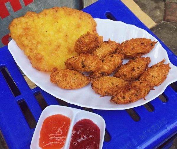 Bánh cay Quán Thánh - Hà Nội