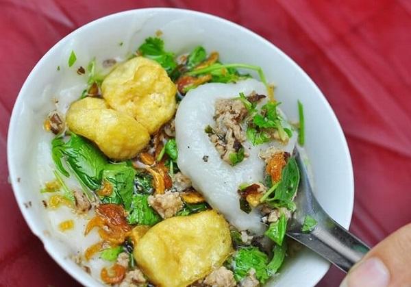 Bánh đúc nóng Lê Ngọc Hân - Hà Nội