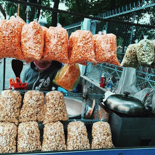 Khu chợ Hạnh Thông Tây - Sài Gòn