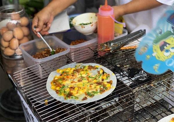 Khu ăn vặt Đại học Nông Lâm - Sài Gòn