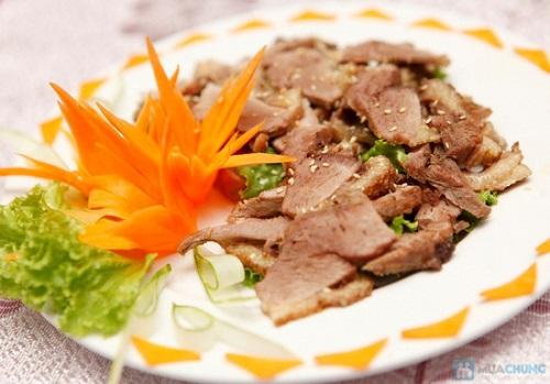 thịt ngỗng nấu món gì ngon