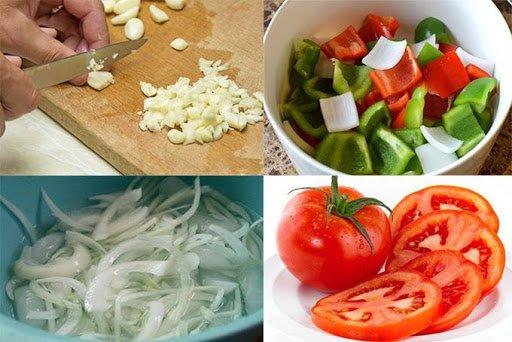 cách làm bò lúc lắc khoai tây 2