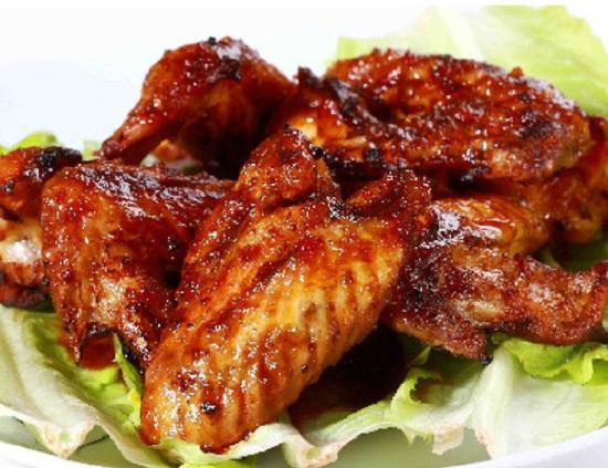 cánh gà nướng sa tế 1