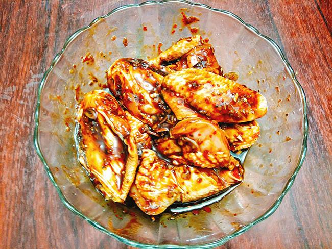 cánh gà nướng mật ong 3