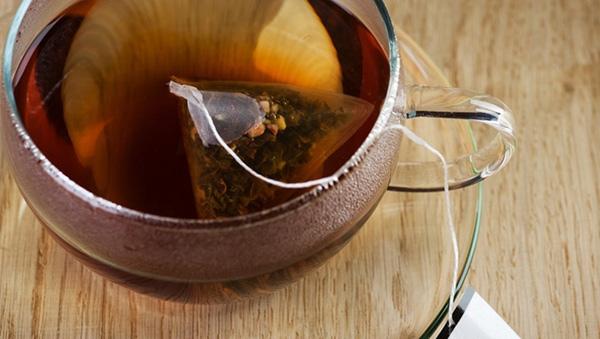 cách làm trà đào sữa 1
