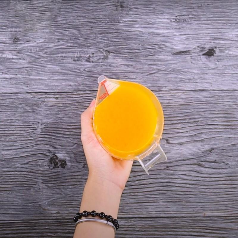 cách làm trà đào cam sả 5