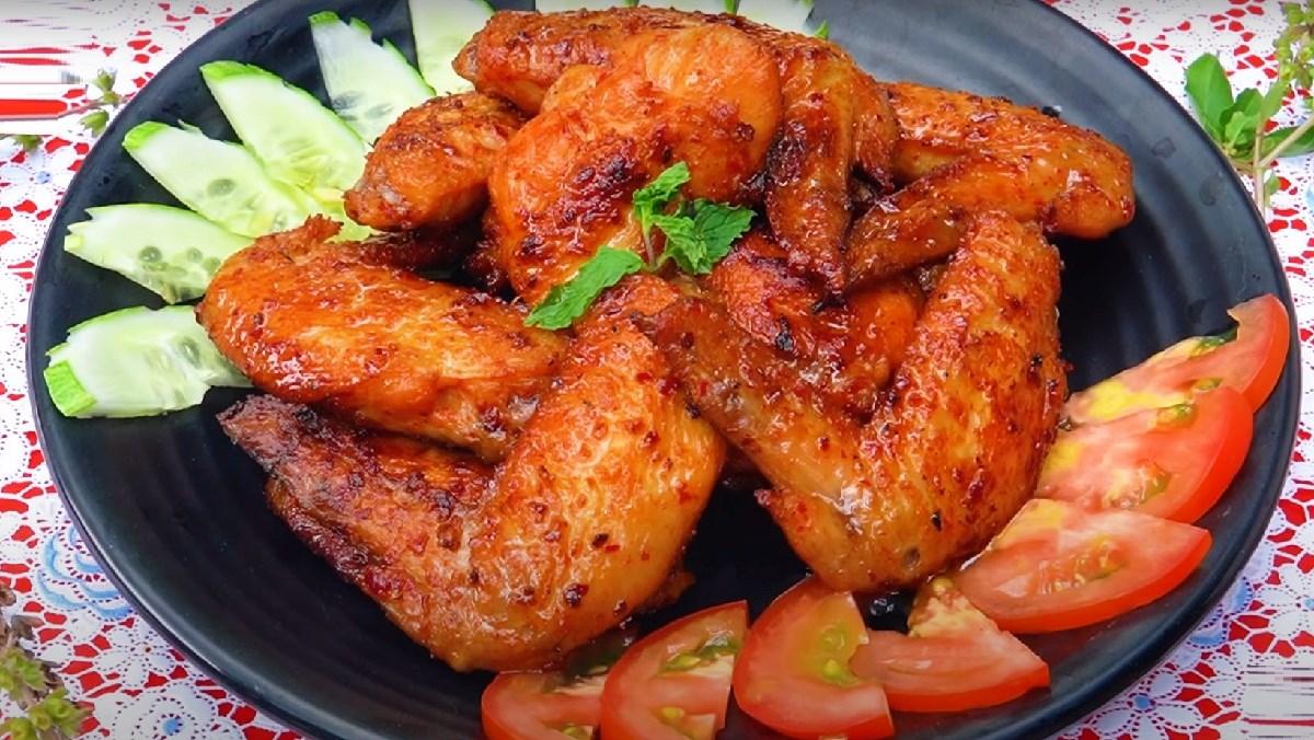 cánh gà nướng 1