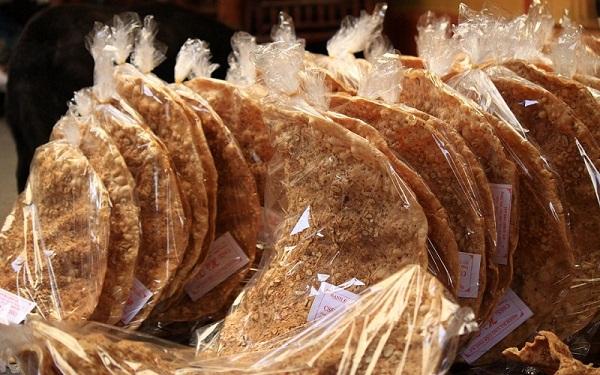 Bánh đa Thổ Hà Bắc Giang