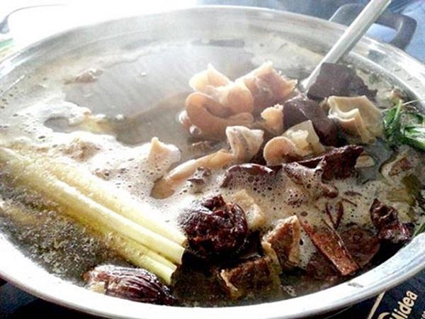 Gié bò Tây Sơn Bình Định
