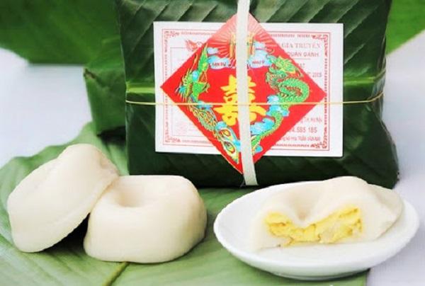 Bánh dày Quán Gánh - Hà Nội