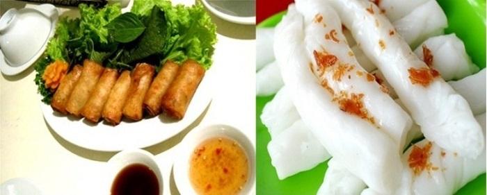 Ram bánh mướt Hà Tĩnh