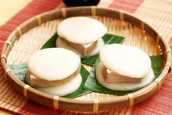 Bánh dày Gia Lộc Hải Dương