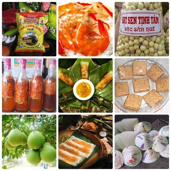 Khám phá thiên đường ẩm thực Huế đa dạng