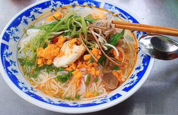 Bún cá Rạch Giá - Kiên Giang