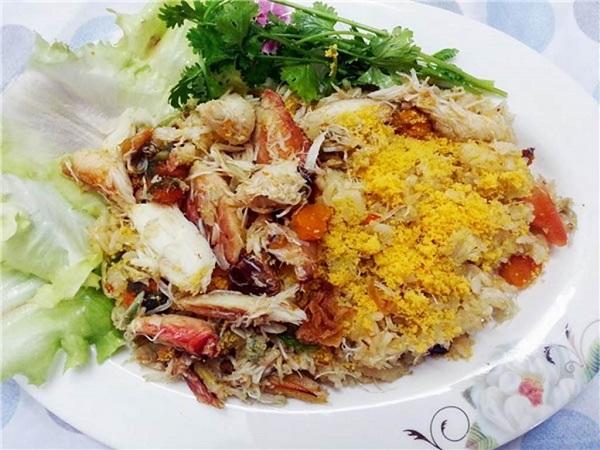Cơm ghẹ Phú Quốc - Kiên Giang
