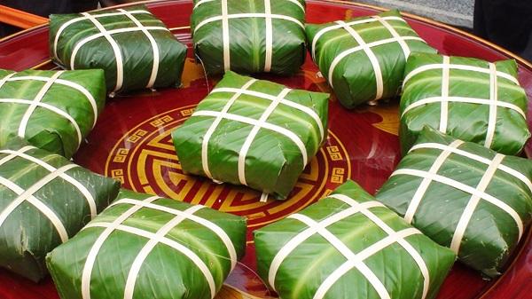 Bánh chứng Bà Thìn - Nam Định