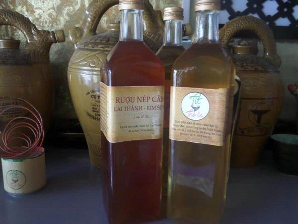 Rượu Lai Thành - Ninh Bình
