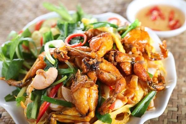 Ếch òn Bình Thuận