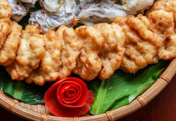Chả mực cà ty Bình Thuận