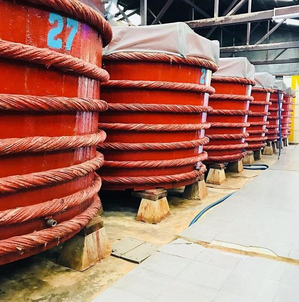 Xưởng làm nước mắm Phú Quốc