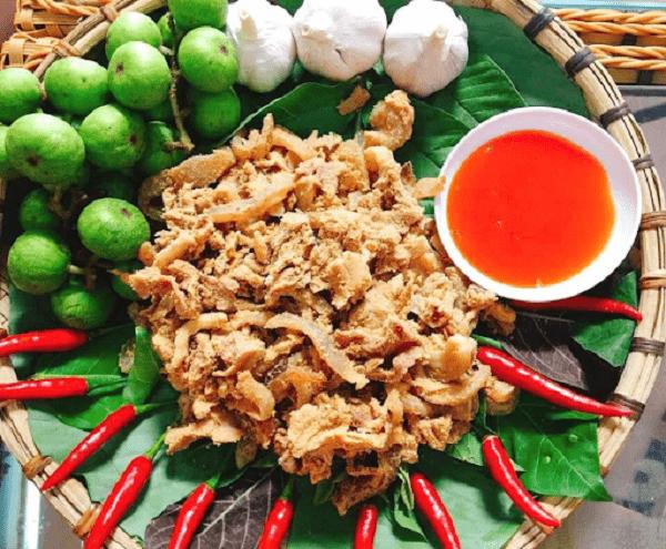 Thịt chua Thanh Sơn - Phú Thọ