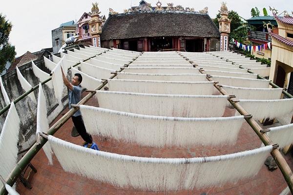Mỳ gạo Hùng Lô Phú Thọ