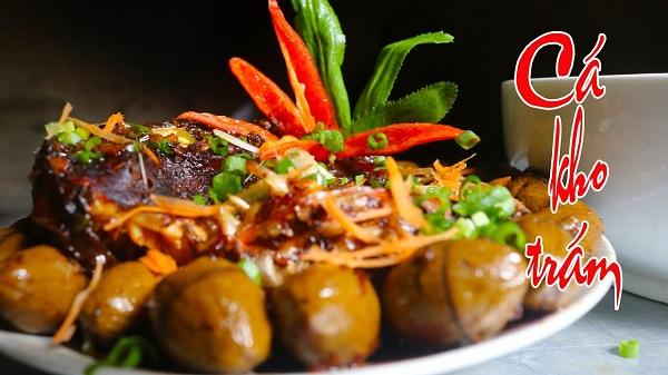 Trám om kho cá Phú Thọ