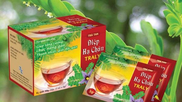 Trà Hạ Châu - Phú Yên