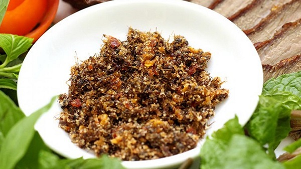 Muối kiến Phú Yên